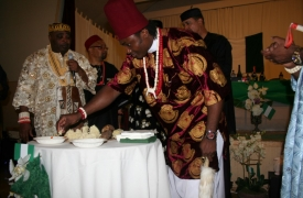 New Yam Festival – An Igbo cultural and ancestral heritage